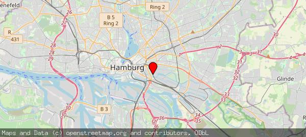 Bullerdeich 14, 20537 Hamburg, Deutschland