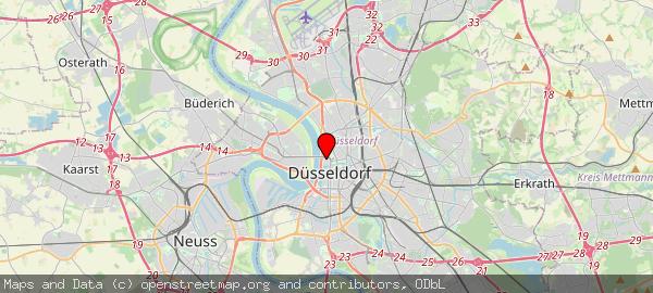 Eiskellerstraße 1, 40213 Düsseldorf, Deutschland