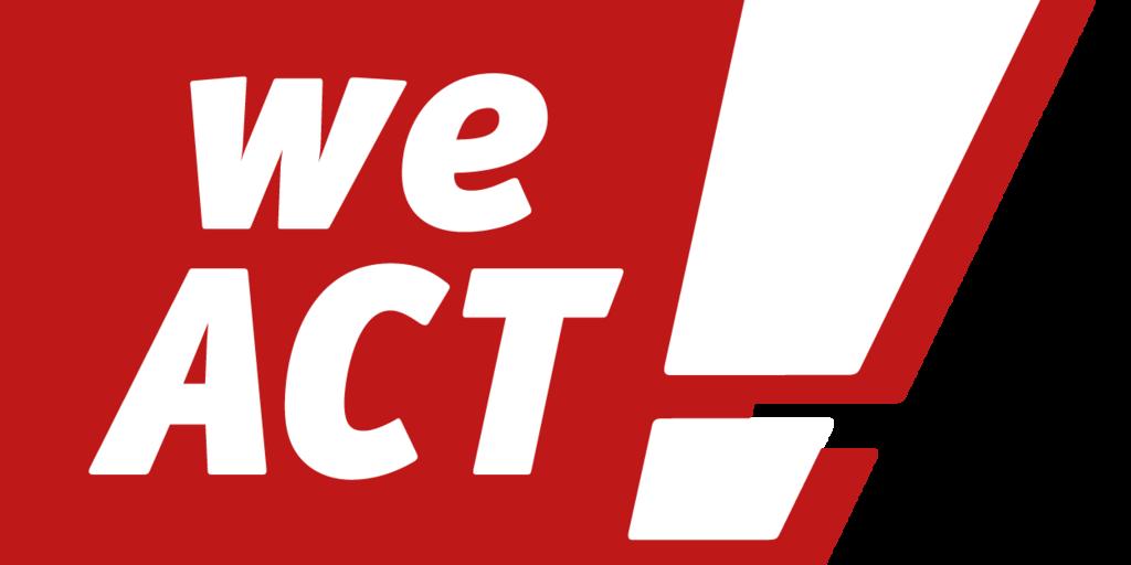 Bildergebnis für fotos vom weact logo