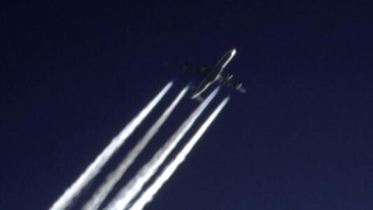 """Das Unheil über unseren Köpfen! – Die """"Nicht-CO2-Emissionen"""" im Luftverkehr bedrohen unsere Existenz"""