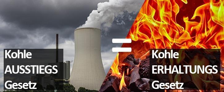 Unrentable Kohle darf nicht bis 2038 künstlich am Leben erhalten werden