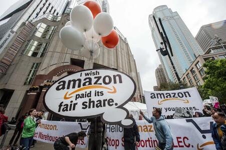 Beschäftigte bei Amazon vor Corona schützen und fair bezahlen