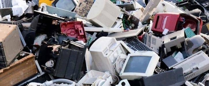 E-Waste: Das dunkle Pferd der Umweltprobleme