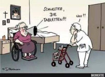 Rente mit 65 für Pflegekräfte!!!