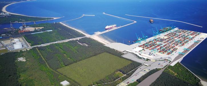 Kein Container Terminal im europäischen Schutzgebiet 'Natura 2000' auf Wollin!