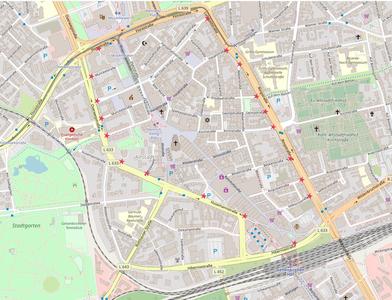 Für eine autofreie Innenstadt in Gelsenkirchen