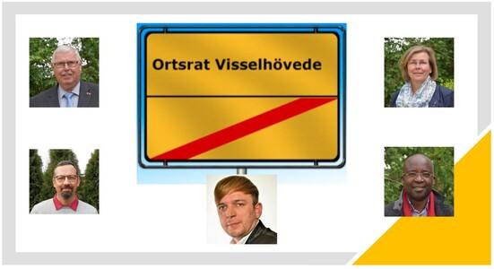 Ortsrat Visselhövede: der Kernort soll politisch stärker und zukunftsorientierter vertreten werden!!