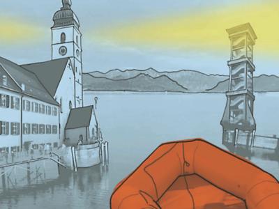 Sicherheit für Geflüchtete im Landkreis Ebersberg - Sicherer Hafen jetzt!