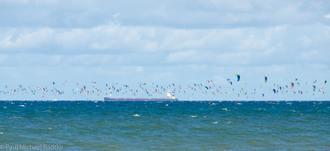 Kitesurfen in Sachsen