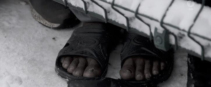 Lebensrettende Hilfen für die Geflüchteten an der bosnisch-kroatischen Grenze!