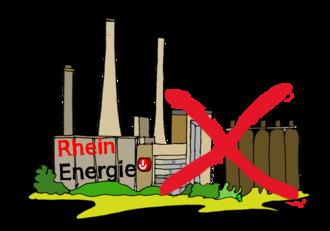 Stoppt Braunkohle in Köln-Merkenich!