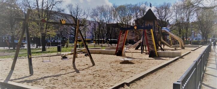 Inklusive Spielplätze in Berlin: Hindernisse abschaffen, Zugang für alle Kinder!
