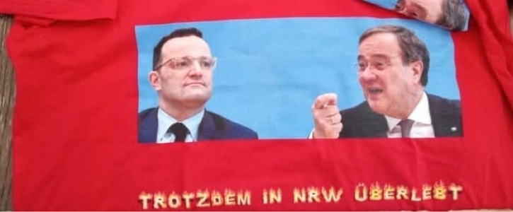 Unmittelbare Abberufung von Jens Spahn als Gesundheitsminister ist alternativlos.