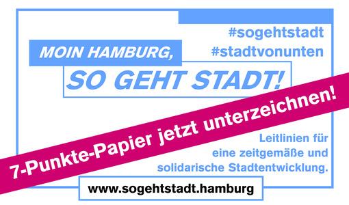 Moin Hamburg, so geht Stadt!