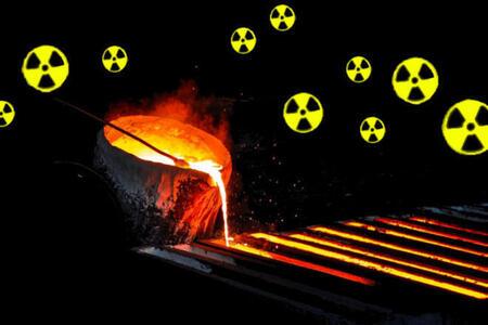 Stopp des Exports und des Einschmelzens radioaktiv kontaminierter Metalle