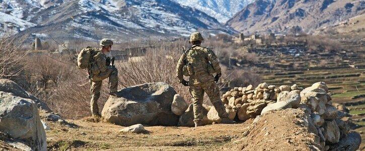 Aufnahme der Ortskräfte aus Afghanistan, die die Bundeswehr unterstützen
