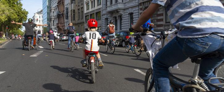 Für ein kinder- und fahrradfreundliches Köln