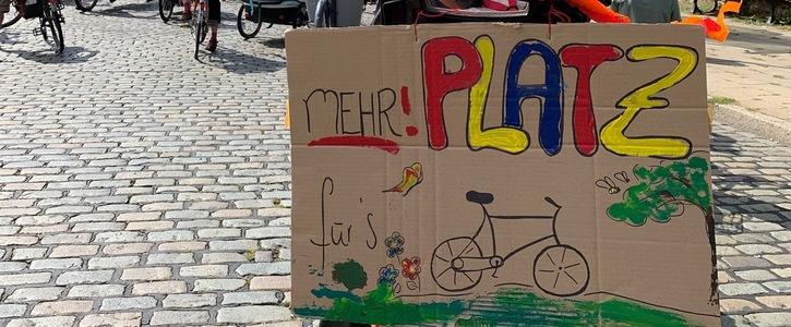 Für ein kinder- und fahrradfreundliches Witten