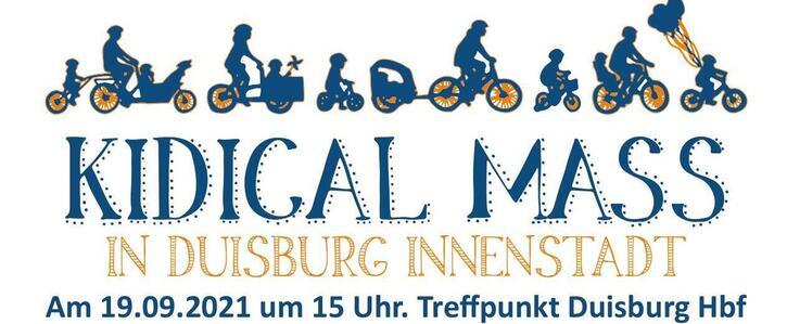 Für ein kinder- und fahrradfreundliches Duisburg