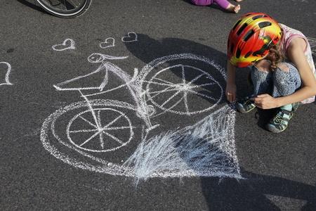 Für ein kinder- und fahrradfreundliches Münster