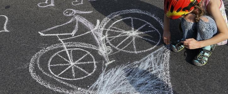 Für ein kinder- und fahrradfreundliches Dessau-Roßlau