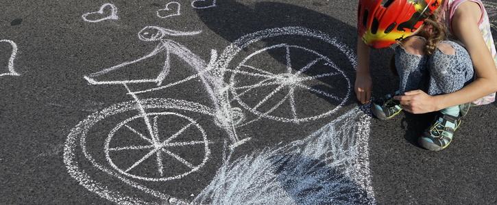 Für ein kinder- und fahrradfreundliches Leipzig