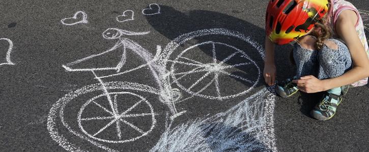 Für ein kinder- und fahrradfreundliches Essen