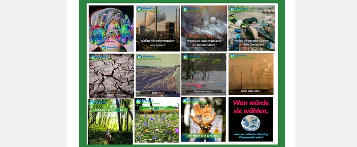 Calw sagt's dem Bundestag: Wir wollen mehr Klimaschutz!