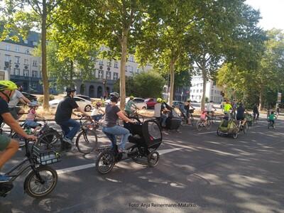 Für ein kinder- und fahrradfreundliches Trier