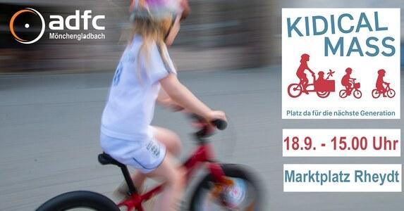 Für ein kinder- und fahrradfreundliches Mönchengladbach