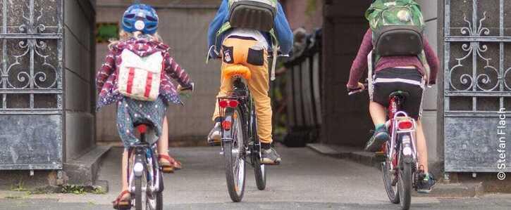 Für ein kinder- und fahrradfreundliches Düsseldorf