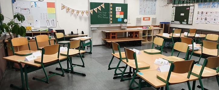 Luftfilter für die Klassen der Grundschule Oberfischbach