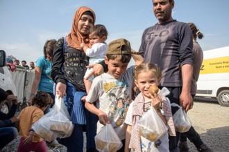50 Menschen aus Idomeni nach Osnabrück bringen
