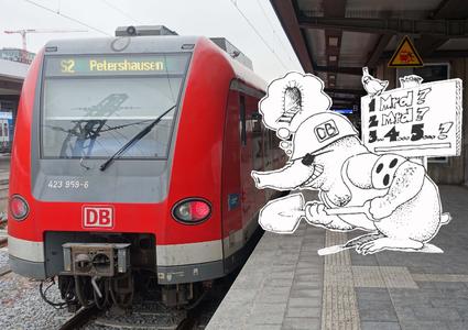 S-Bahn-Ausbau München JETZT!