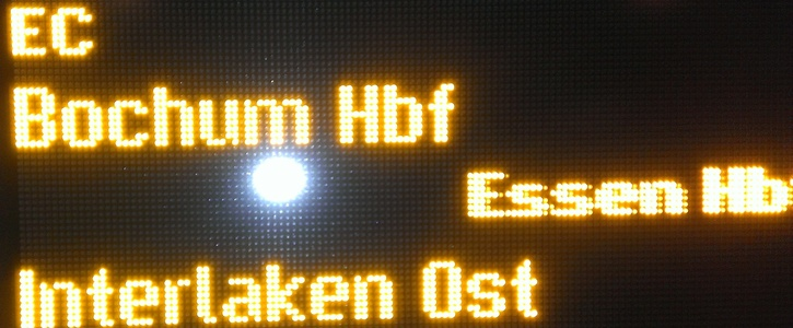 IC/EC Züge sollen wieder in Bochum halten