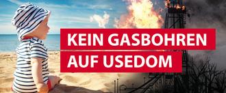 Keine Gasbohrungen auf der Insel Usedom
