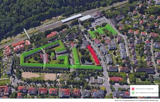 Gentrifizierung in Freiburg stoppen - Rettet das Genossenschaftsquartier!