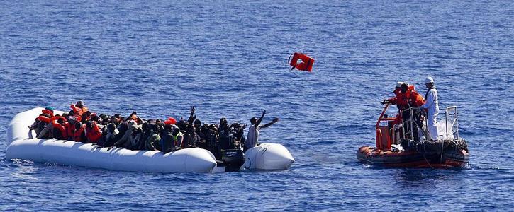 Hamburger Appell:  Für Seenotrettung und einen sicheren Hafen!