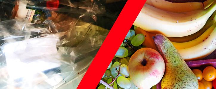 Umweltfreundliche Verpackungen in Supermärkten