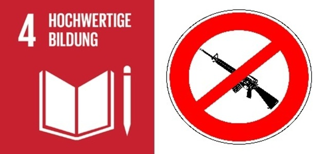 Milliarden für Klima- und Friedensbildung statt für Aufrüstung!