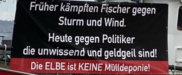 Stoppt die Vertiefung der Elbe und die Zerstörung des Weltnaturerbes Wattenmeer!
