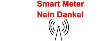Smart meter   nein danke