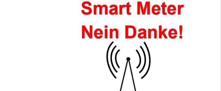 Stromzähler 'Smart Meter' – Verbot von strahlungsintensiven Geräten