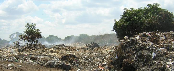 Stoppt den Export von Plastikmüll!