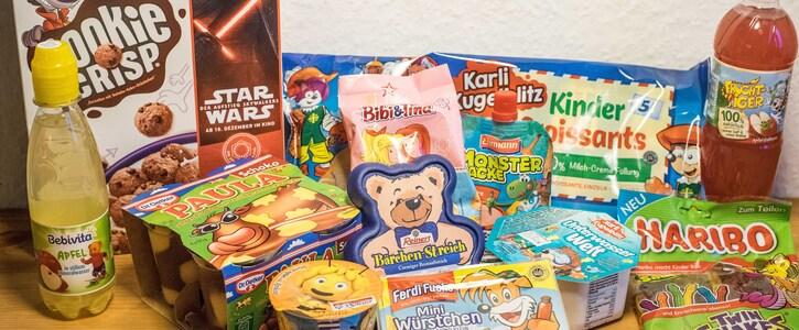 Stoppt Werbung für angebliche Kindernahrungsmittel!