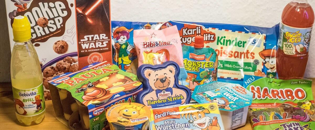 Foodwatch Kinderschokolade