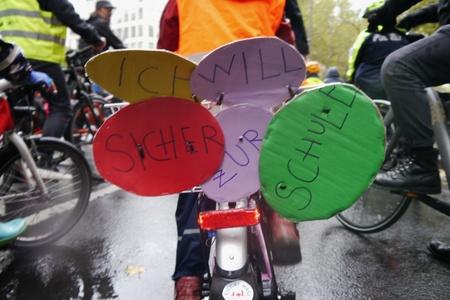 Kinder aufs Rad - für ein lebenswertes Köln